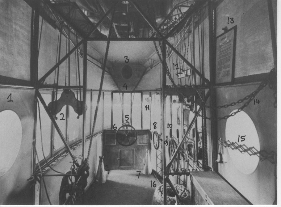 95 anni fa – In quelle ore, a bordo del Norge…