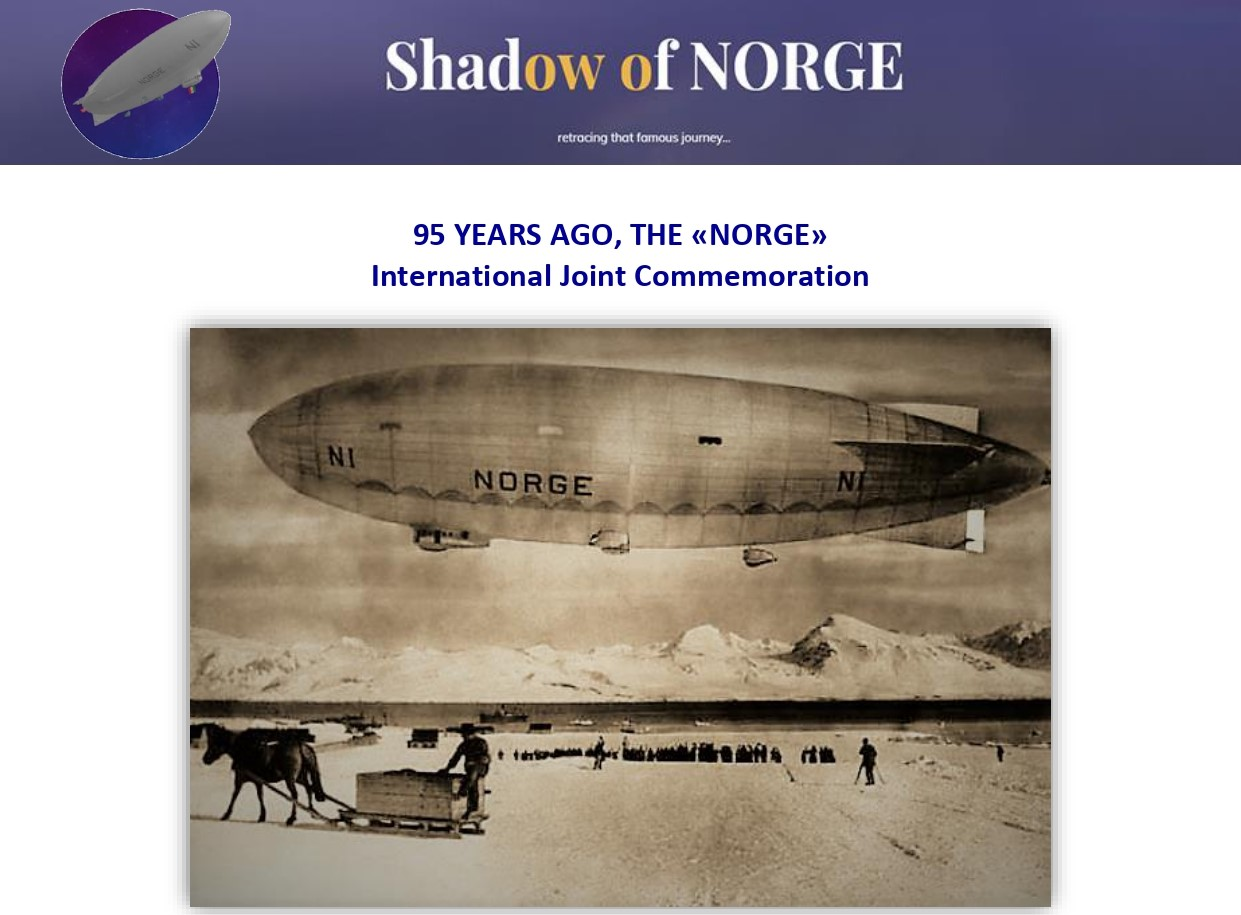 Shadow Of Norge: Webinar e Incontri Culturali