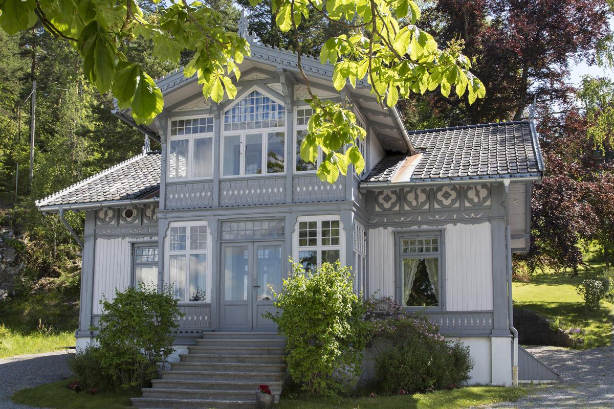 Landmarks: La Casa di Roald Amundsen