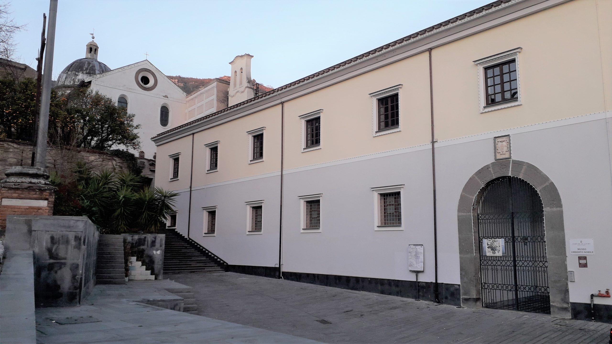 Landmarks: Museo Umberto Nobile (Lauro)