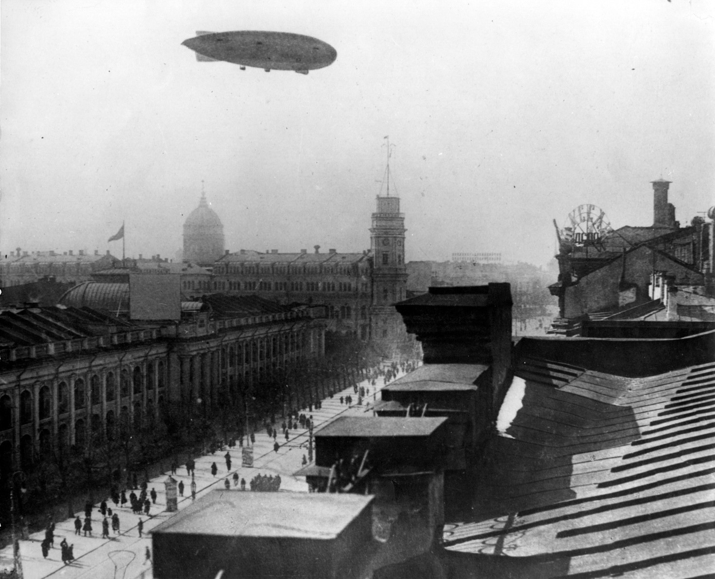 95 years ago – May 5, at 10:34 (local time)