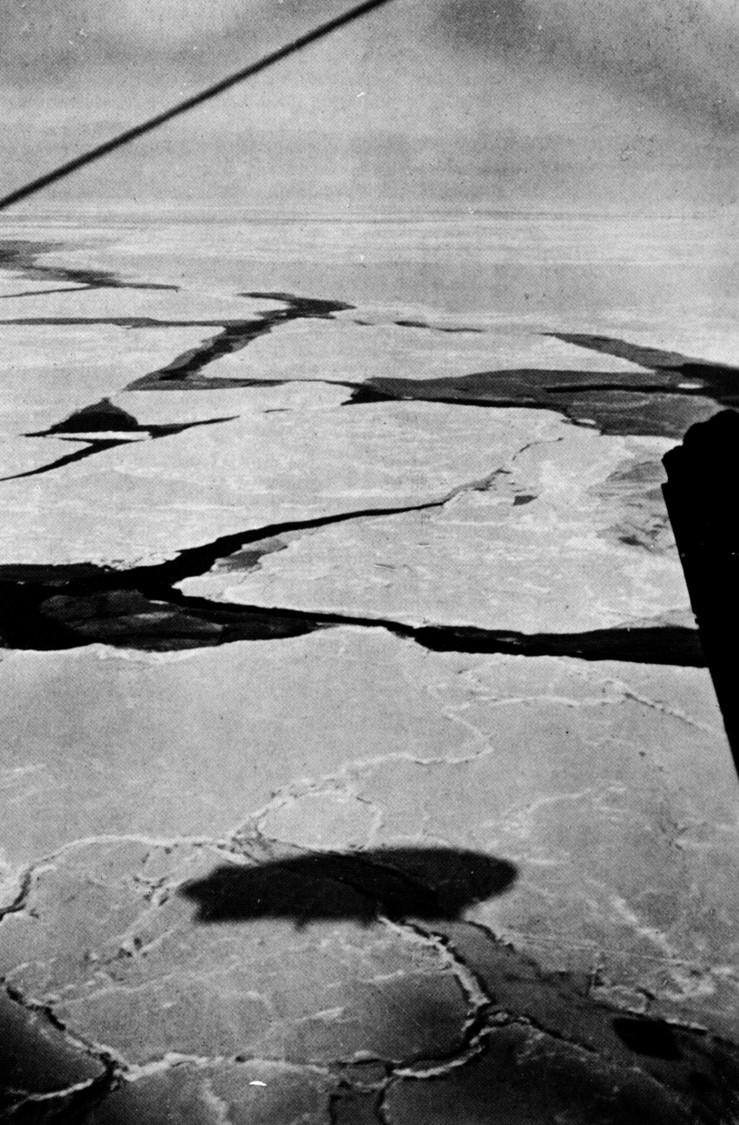 95 anni fa – 12 Maggio, ore 01:30 (ora di Greenwich) – Il sorvolo del Polo Nord